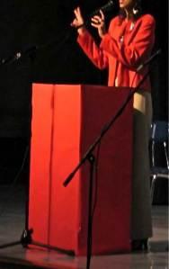 female presenting