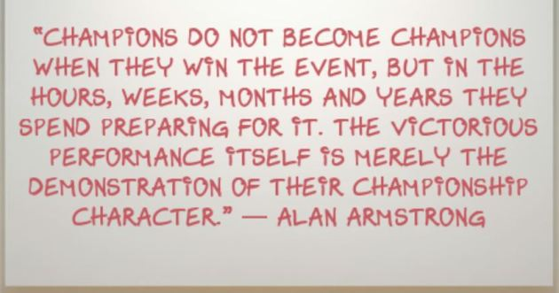 champion quote