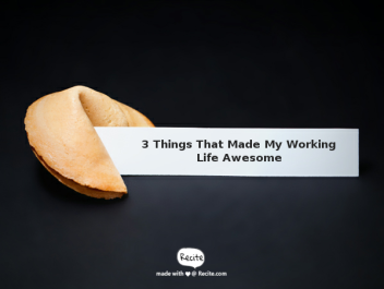 quote - worklife awesome