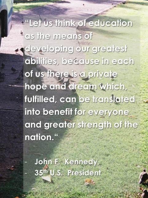 quote training JFK.b