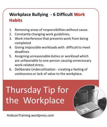 BPost - Thursday Tip 08-27-15 Bullying b