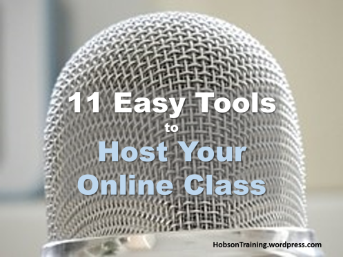 image - 11 easy tools to host your online class