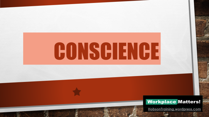 image - Conscience