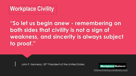 Slide28 - Sincerity Workplace Civility