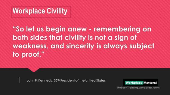 Slide28 - Sincerity Workplace Civility
