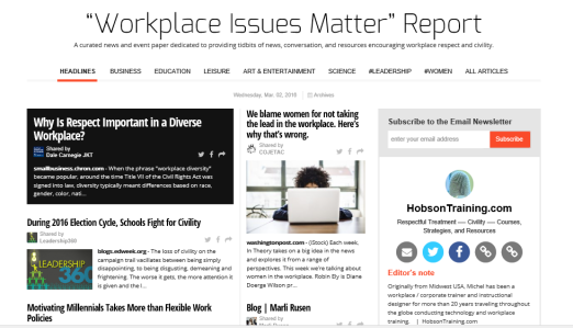 image - PaperLi - Workplace Issues MReport