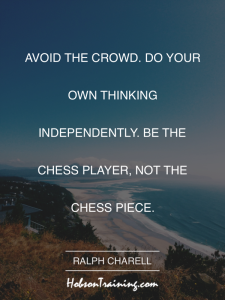 quote - be the chess player - Inspirational Image 0556