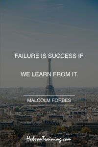 quote - failure is sucess - Inspirational Image 0522