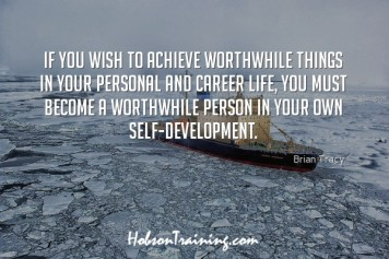 inspiration - worthwile person