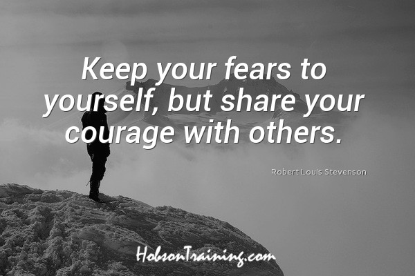 inspiration 2017 - Share Your Courage